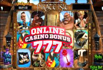 Pirate Isle Slots - Read our Review of this RTG Casino Game