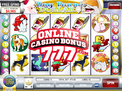 Dog Pound Slot Reviews At Rival Casinos