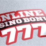 Online Casino Bonuses 777