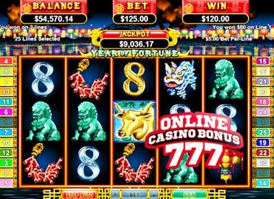 Year Of Fortune Slots Review At RTG Casinos