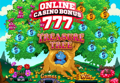 Treasure Tree Online Scratch Cards Reviews At RTG Casinos