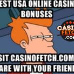 Planet 7 USA Online Casinos TWOFER Tuesday Crazy Daily Bonuses