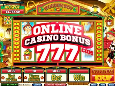 Wooden Boy Slots Reviews At RTG Casinos