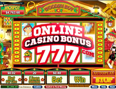 Wooden Boy Slots Reviews At RTG Casinos